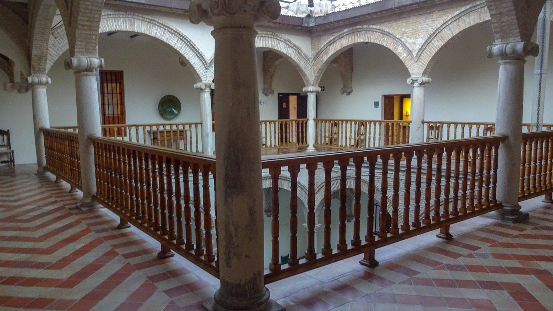 Культурный центр, основанный на месте бывших арабских бань
