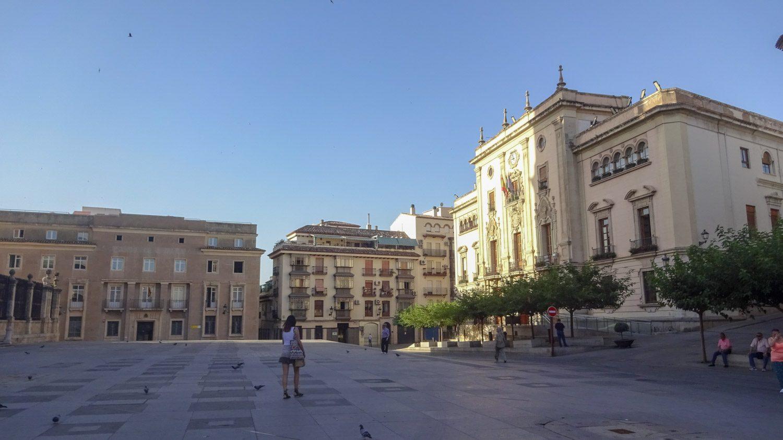 Площадь Santa María