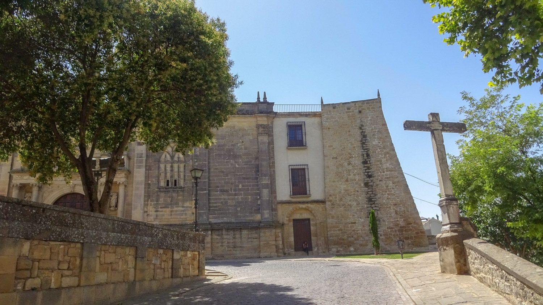 Часть базилики Санта-Мария