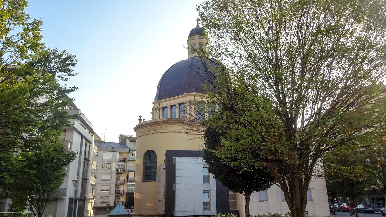Iglesia de los Pasionistas