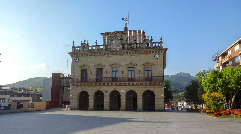Здание правительства, построенное в XVIII веке