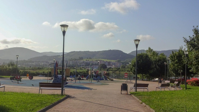 Приятные парки