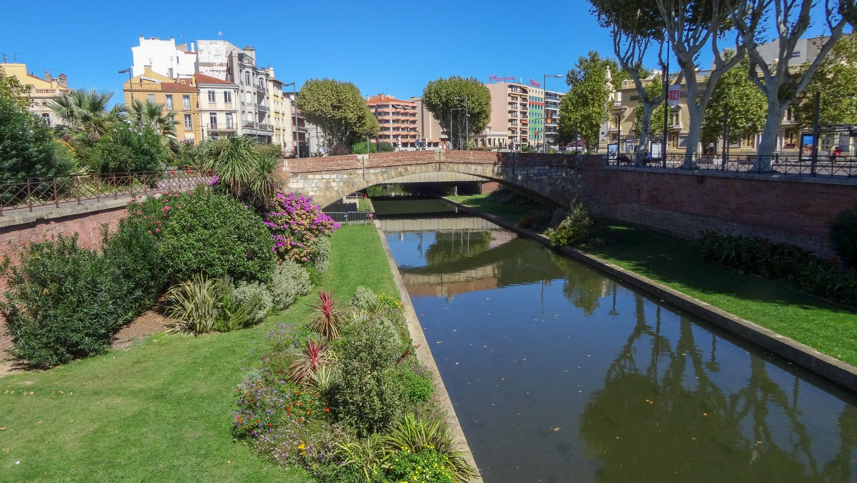 Река La Bassa