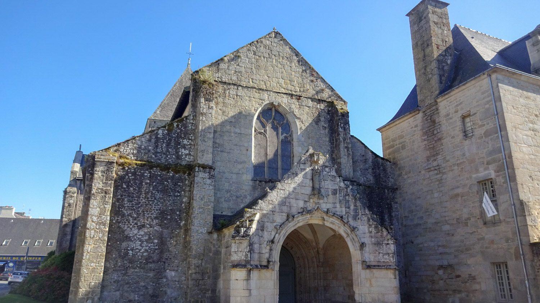 Église Notre-Dame de Locmaria à Quimper
