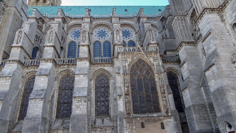 Построен в 1220 году, а с конца XIII века почти не менялся