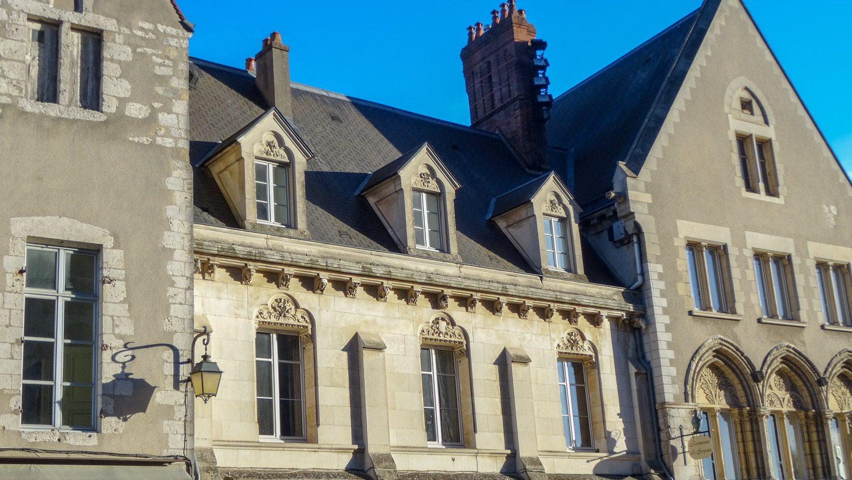Симпатичные французские домики