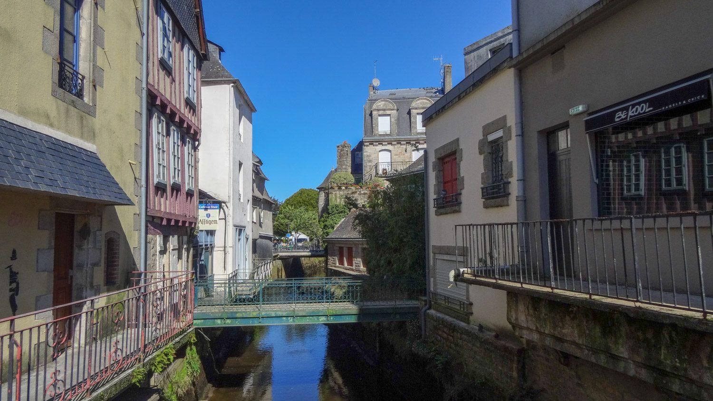 Тихие улочки и маленькие мостики