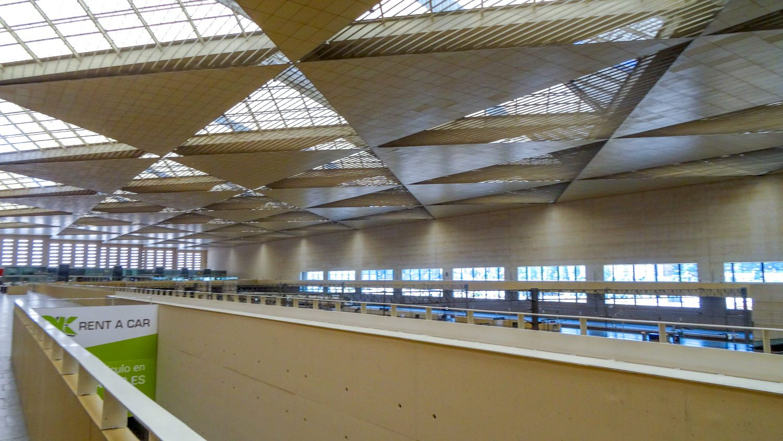 Автовокзал в Сарагосе