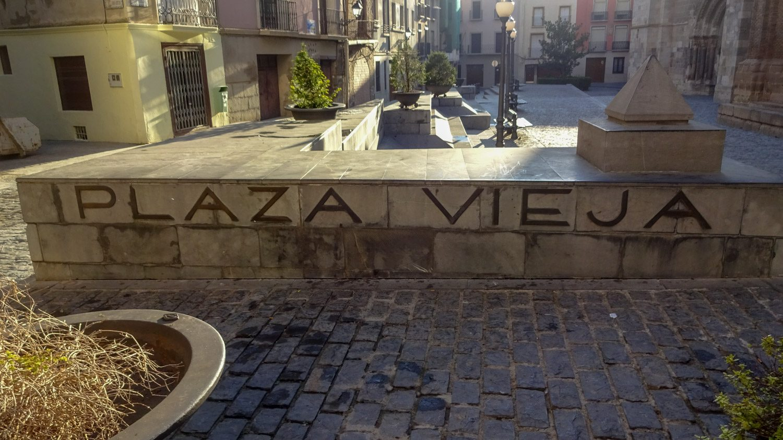 Plaza vieja - Старая площадь