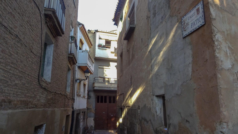 Старая-старая улица