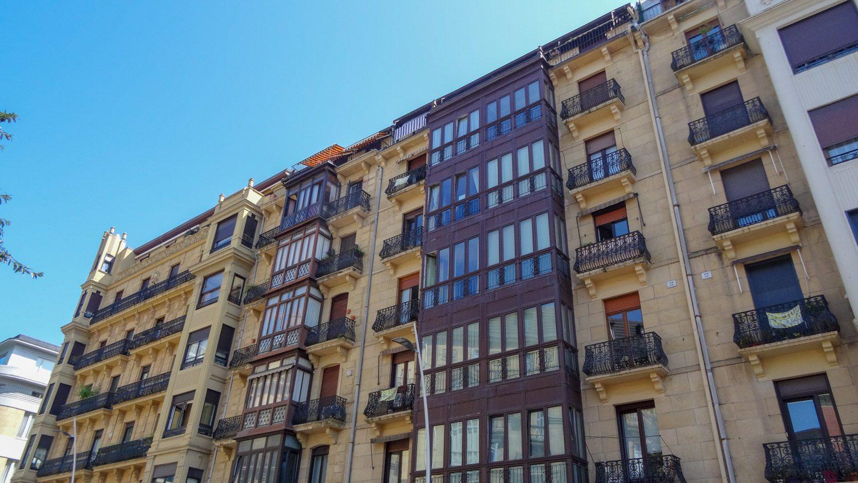 Сан-Себастьян - еще один город-праздник
