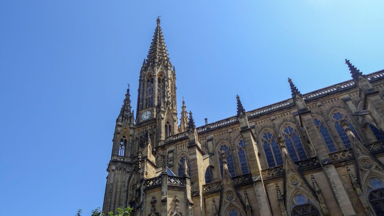 Buen Pastor Cathedral - очень красивый собор