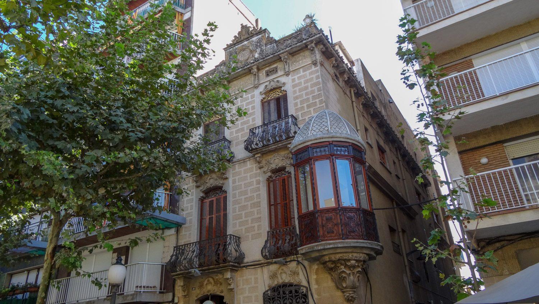 Люблю испанскую архитектуру