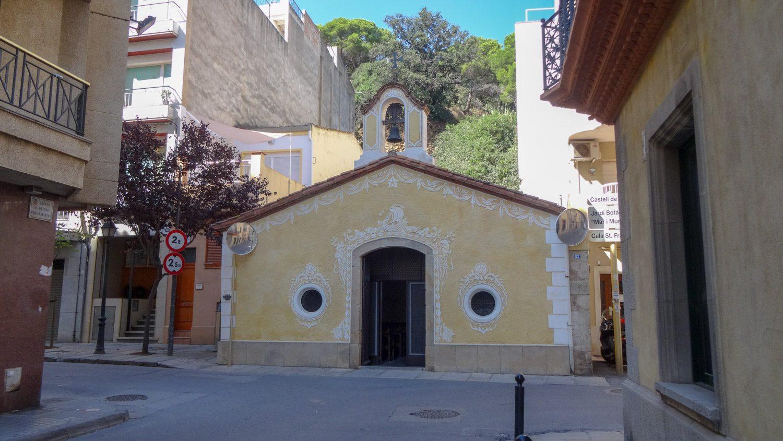 Ermita de la Mare de Deu de l'Esperanca - небольшая церковь, если испанские сайты не обманывают, то построенная аж в XVII веке