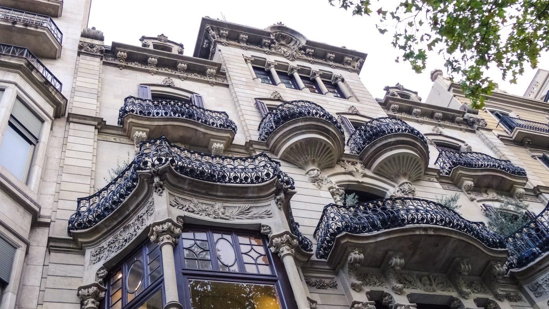 Какие балконы!