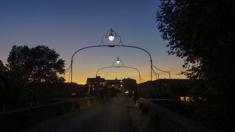 Мост через реку Од