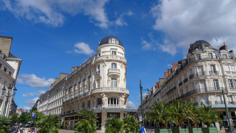 Классическая французская архитектура