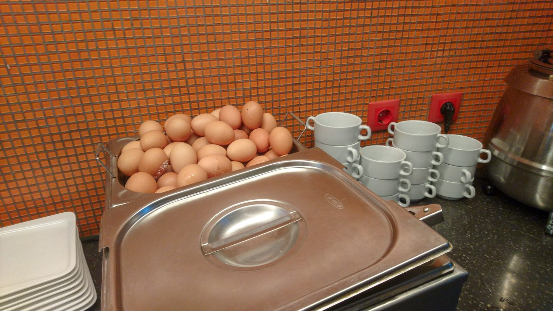 Лучший завтрак - это яйца