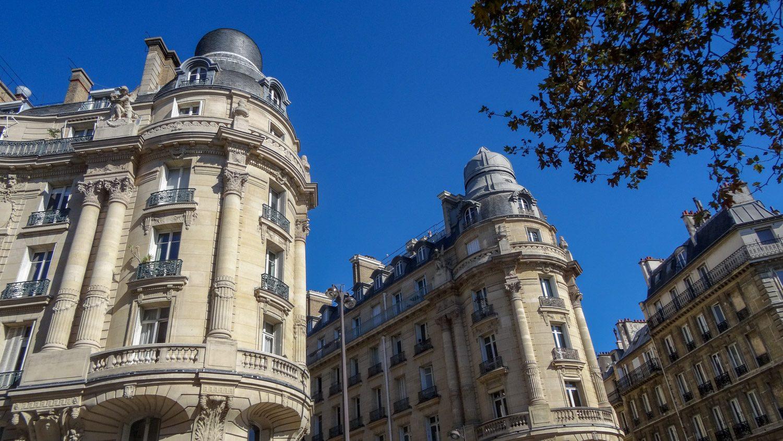 Прогулка по Елисейским полям - обязательная часть моей программы в Париже