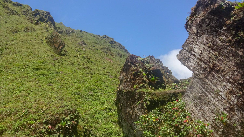 Но сам вулкан очень классный. Поскольку есть маршруты и на 4 часа, развилки, достаточно дорожек, запросто можно провести здесь целый день