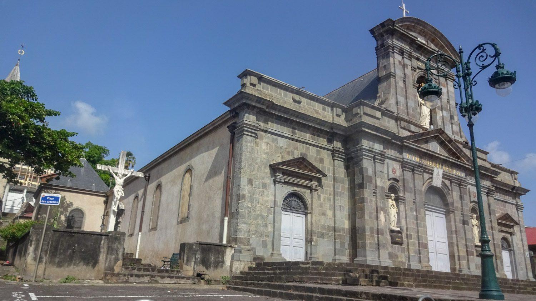 Cathédrale Notre-Dame-de-Guadeloupe de Basse-Terre