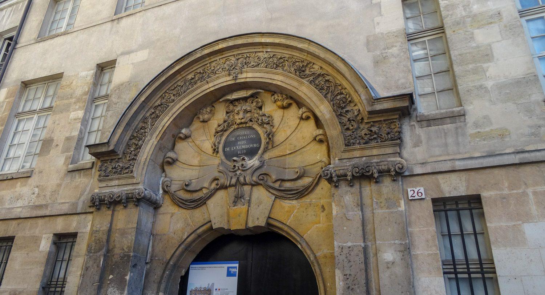 Hôtel de Chalons Luxembourg