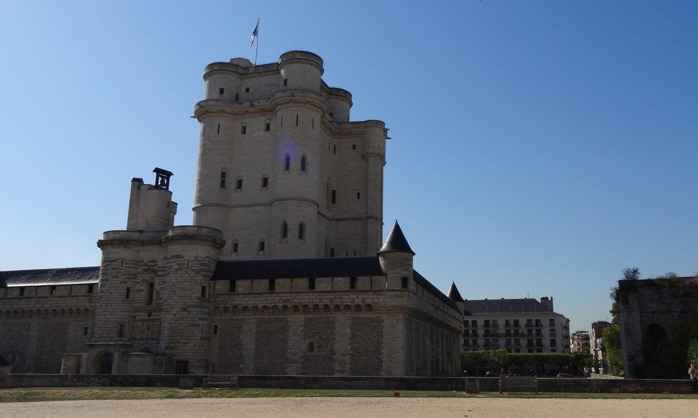 Цитадель Венсенского замка