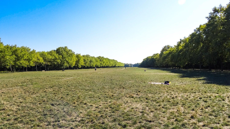 А это Венсенский лес. Наверняка вы представляли себе его иначе