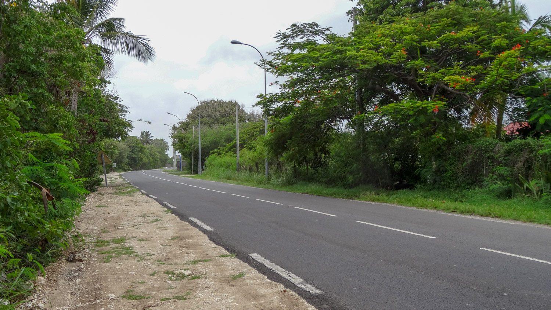 Обычная дорога