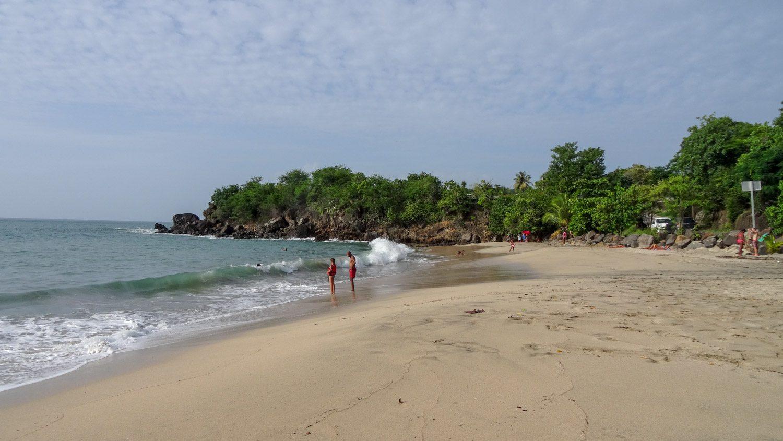 Пляж Leroux