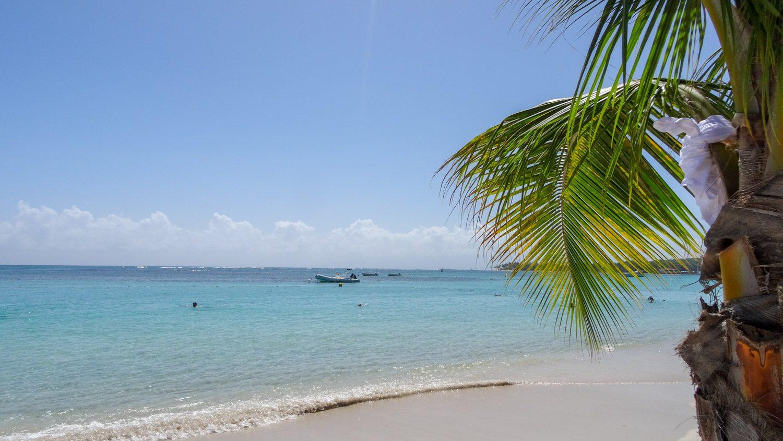 Люблю Карибское море!