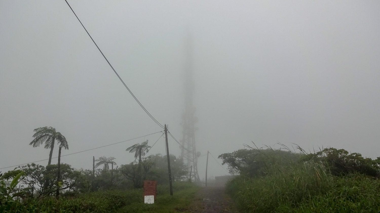 Поездка на вулкан