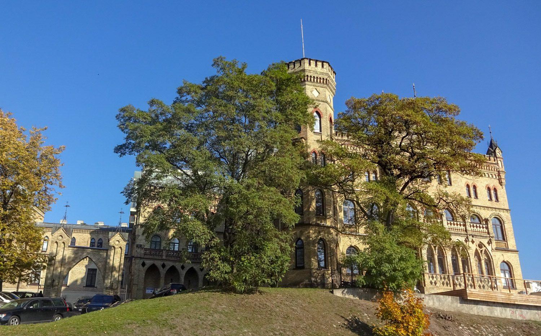 Дворец Радушкевичей