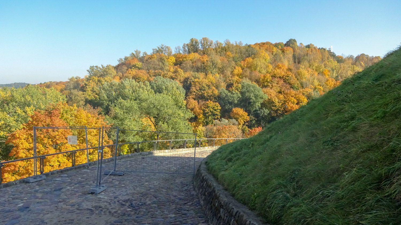 Золотая осень в Вильнюсе