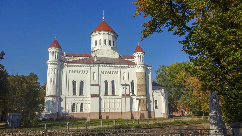 Пречистенский кафедральный собор (Кафедральный собор во имя Успения Пречистой Божией Матери)