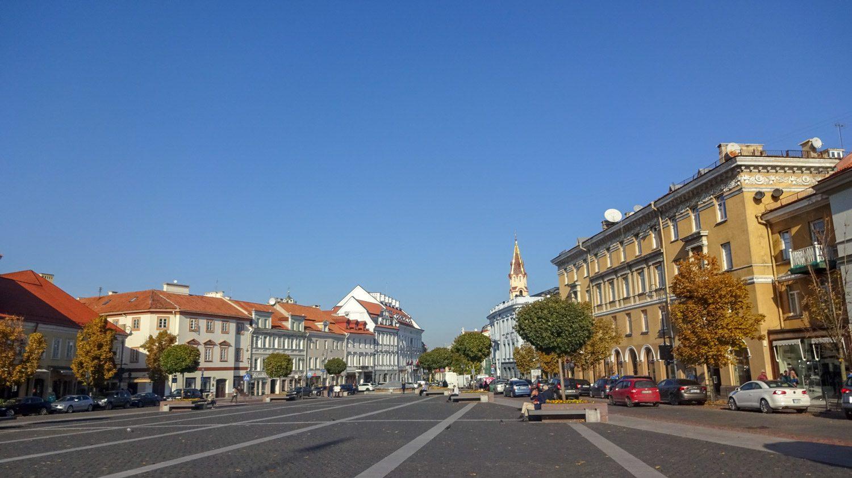 Площадь перед ратушей