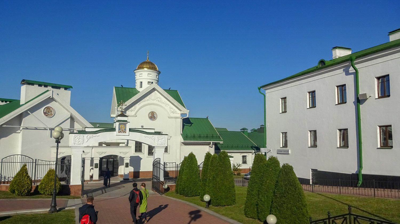 Храм святителя Кирилла Туровского