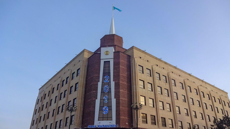 Здание областной прокуратуры