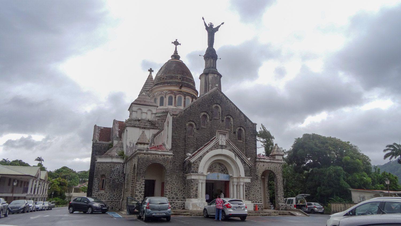Съездили к собору Балата
