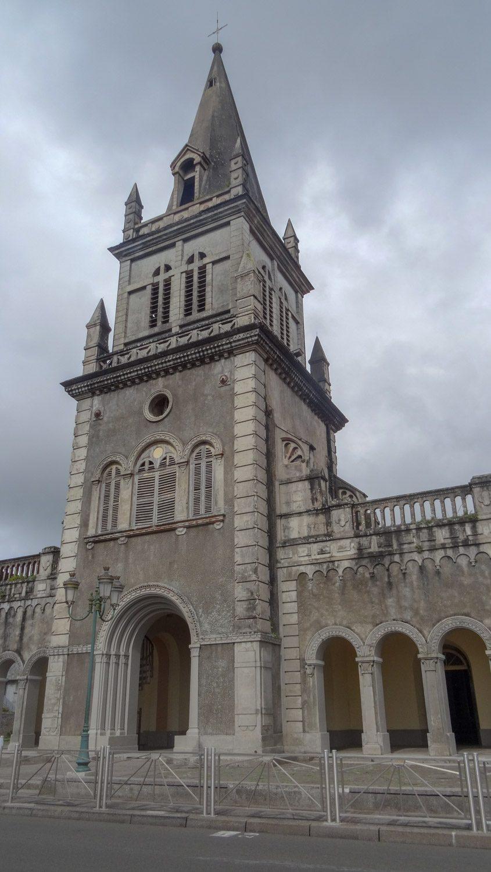 А вот и она. Notre-Dame de la Délivrande