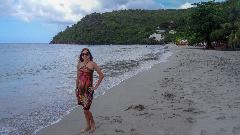 В общем, место приятное во всех аспектах, от души рекомендую всем, кто будет на Мартинике