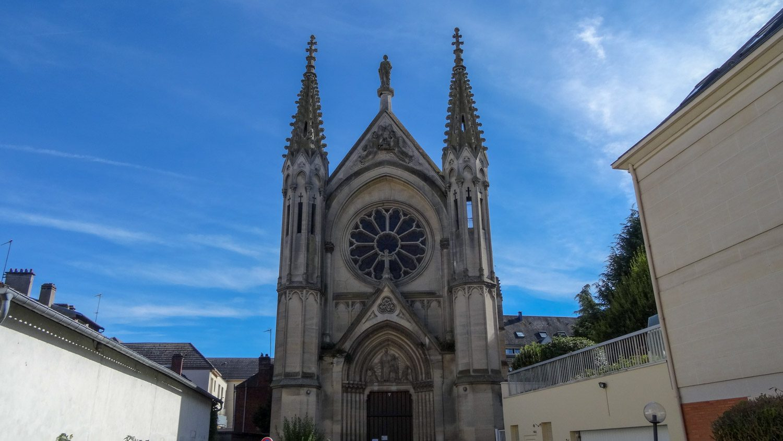 Часовня Saint-Joseph