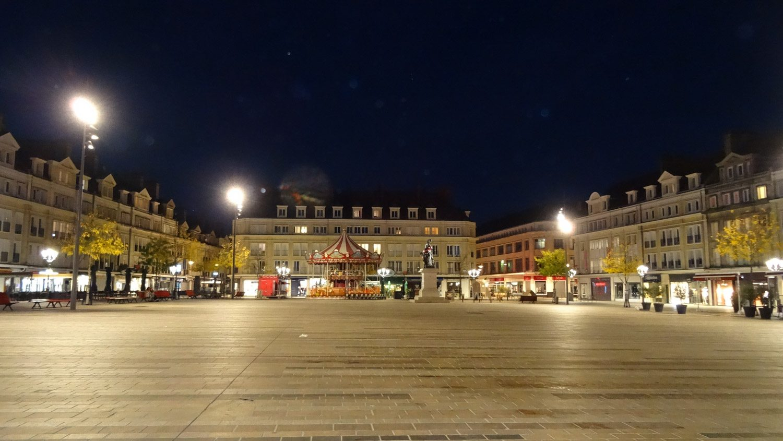 Площадь напротив мэрии