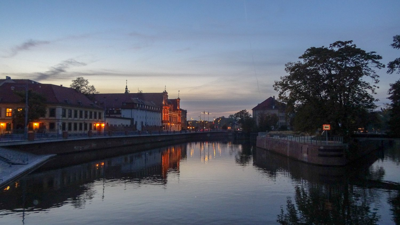 Река Одра