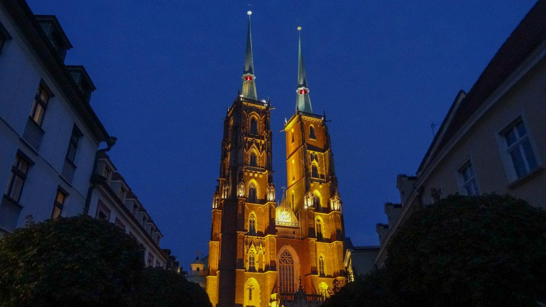 Кафедральный собор Вроцлава