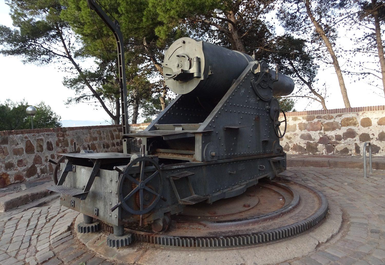 Когда-то крепость Монжуик защищала Барселону от нападений как с земли, так и с воды
