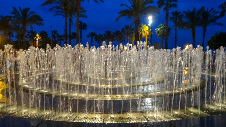 Laberinto de agua - для тех, кто не боится промокнуть