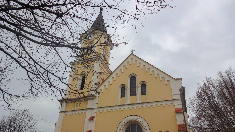 И даже церковь нашли