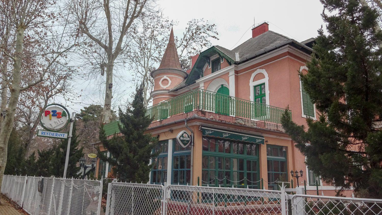 Еще один чудесный дом