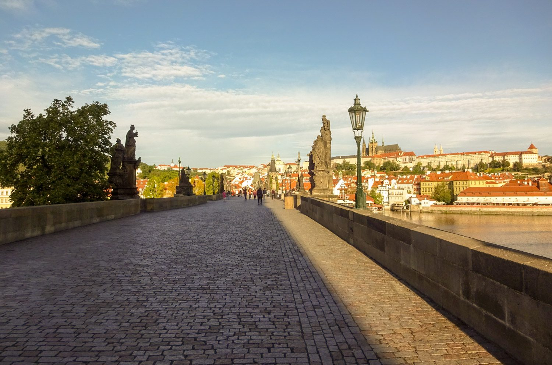 И еще Карлов мост